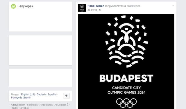 Fotó: Facebook - Orbán Ráhel