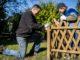 kerítésépítés