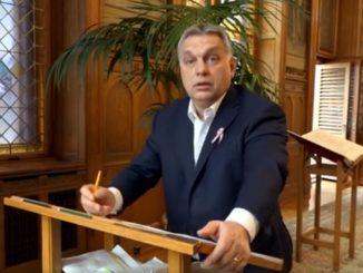 Kép forrása: Orbán Viktor Facebook oldala